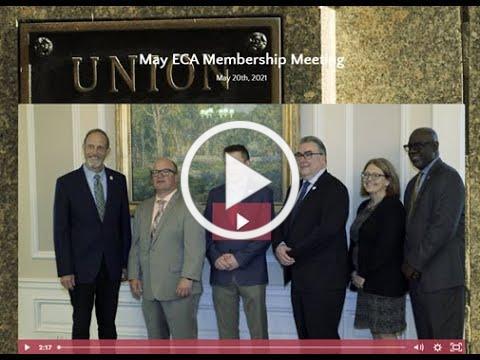ECA May 2021 Membership Meeting