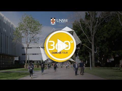 UNSW 360 Campus Tour