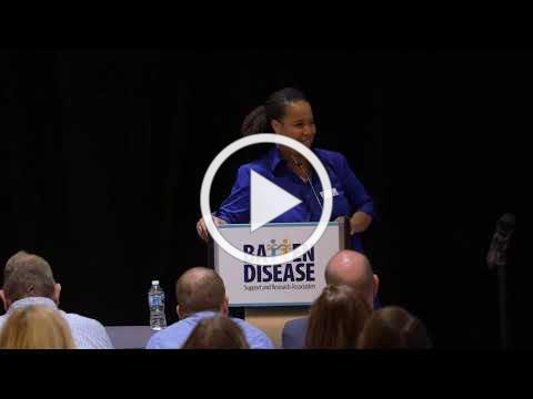 BDSRA Opening Session with Dr Derek Weaver