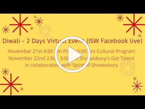 ISW Virtual Diwali Event 2020