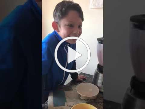 Smoothie Challenge Video