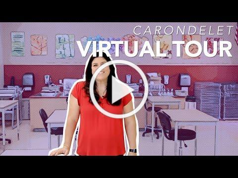 Virtual Tour at Carondelet