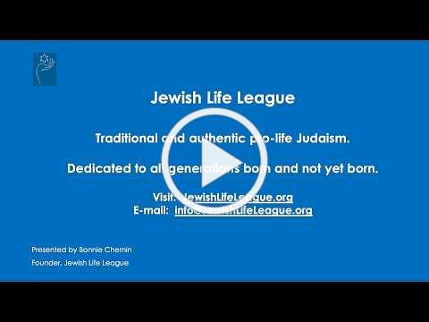 Jewish Voices for Life - Jewish Life League