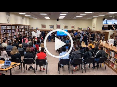 Sumner Academy hosts a Town Hall on Vaping