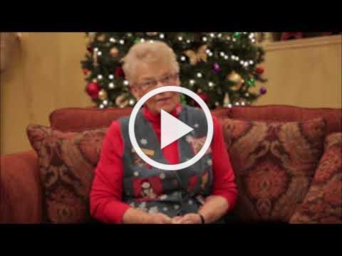 Minnie's Senior Citizen's Christmas Bash