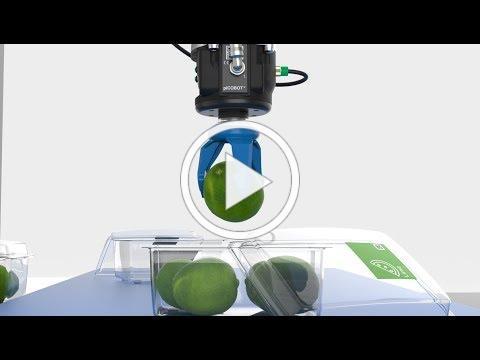 Sneak peek: piSOFTGRIP® - New vacuum-driven soft gripper from Piab