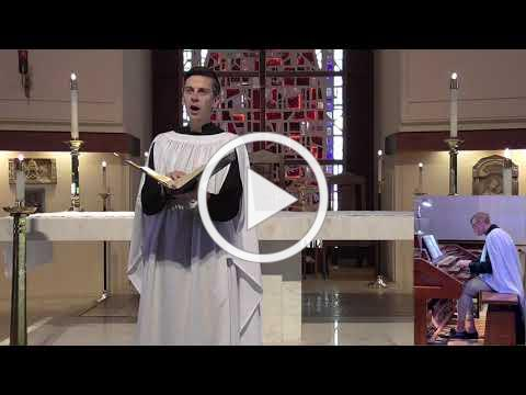 July 26, 2020 Rite II Holy Communion for the Eighth Sunday after Pentecost