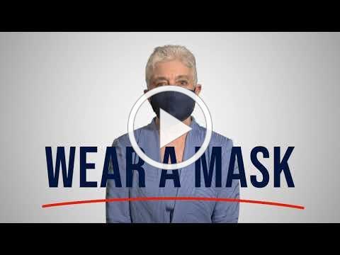 AHA, AMA, and ANA Urge You to Wear A Mask PSA