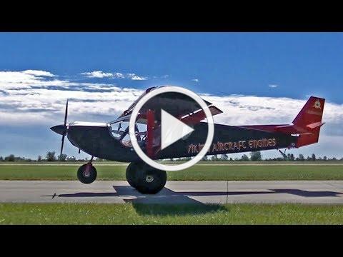 Flight demo: Viking's STOL CH 750 Super Duty
