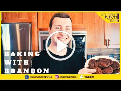 Baking With Brandon Episode 3: Andes Mint Cookies