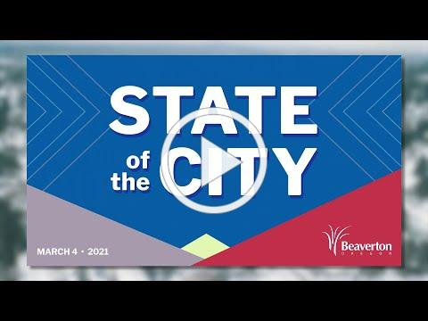 2021 Beaverton State of the City