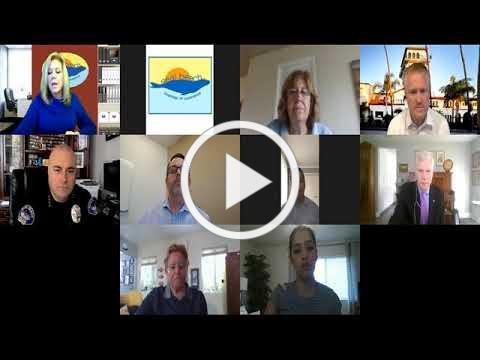 Seal Beach Roadmap to Recovery hosted by the Seal Beach Chamber