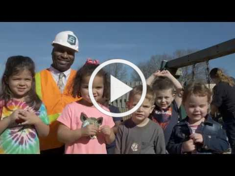 TAKE PRECAUTION WITH MR. DAWKINS | PLAYGROUND SAFETY