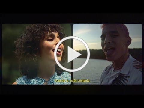 Christian Pagán X Raquel Sofía - Flotando (Video Oficial)