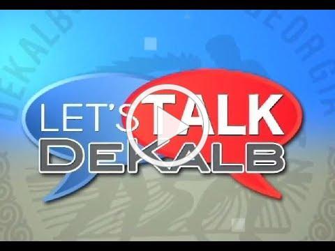 Let's Talk DeKalb, #33 (Celebrating DeKalb's Women)