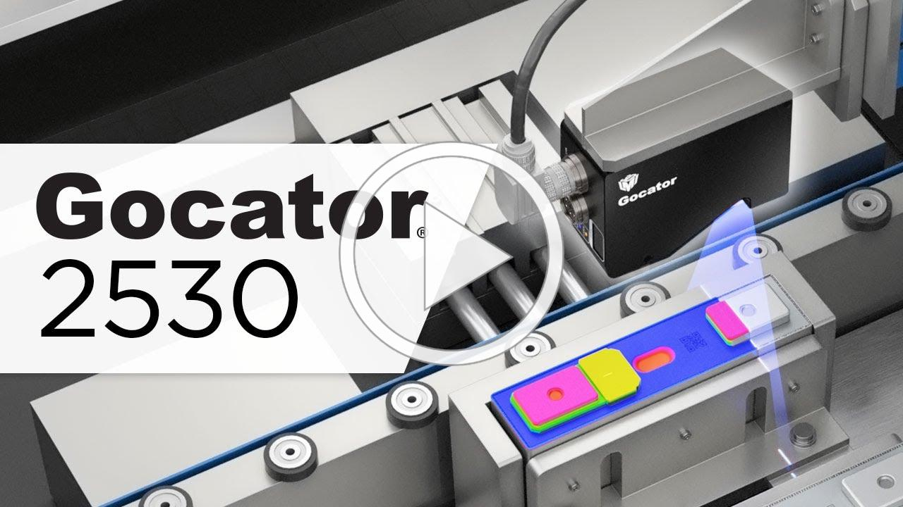 Gocator 2530 Smart 3D Laser Profiler