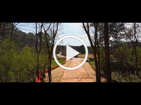 Project Spotlight - Cauley Creek Park Trail