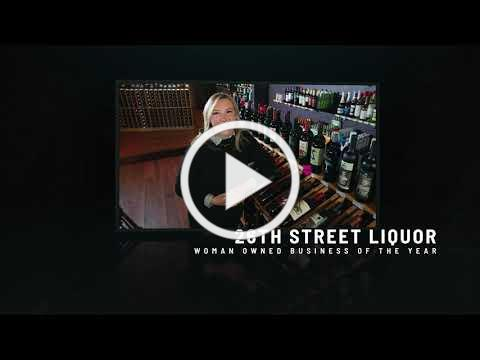 2021 Woman Owned Business of the Year - 26th Street Liquor