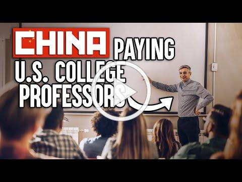 CHINA INFILTRATING OUR EDUCATION: Propaganda centers on campus & professors PAID to smuggle research