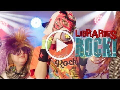 """Libraries Rock!"" Summer Reading PSA 2018 (Extended version)"