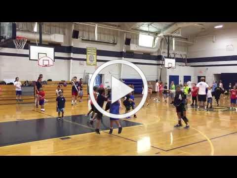 Weber's Basketball Camp highlights from 2017