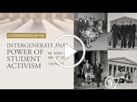A Conversation on the Intergenerational Power of Student Activism