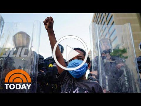 Hoda Kotb Talks To Kids About Black Lives Matter And Racism | TODAY
