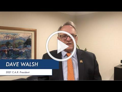 C.A.R President Dave Walsh gives an update on the state's June 15 reopening.