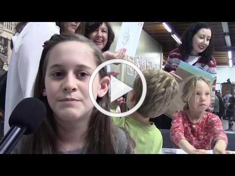 Kids Krazy Kraft Day at The International Printing Museum