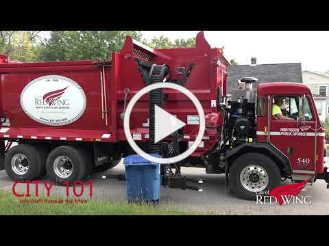 City 101 - New Recycling Truck
