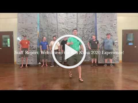 Welcome to Kia Kima 2020 Experience Staff Report, 8 June 2020