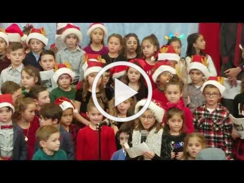 Questo Natale Last Christmas, 2018 Christmas Village, Italian Language Program Presentation