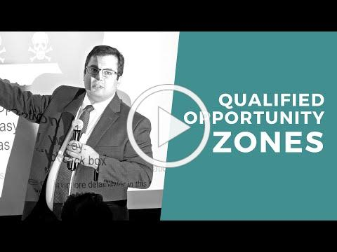 Qualified Opportunity Zones - An Exciting New Capital Gain Deferral Opportunity