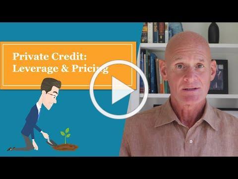 Post-COVID Private Credit: Leverage & Pricing