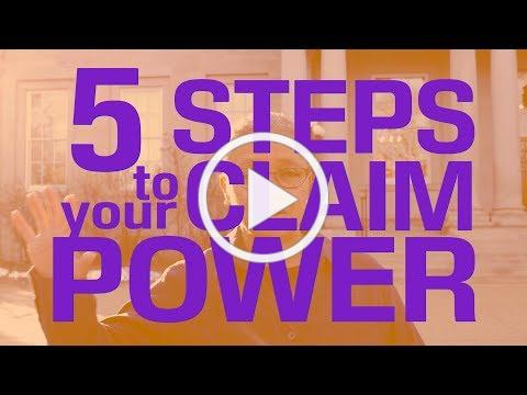 [HD] Five Steps to Claim Your Power