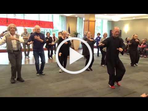 Tai Chi Ten Form World Tai Chi Day April 28 Portland Oregon