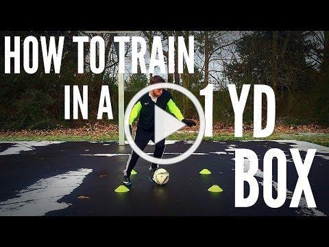 Full Soccer Training in a Tiny Box