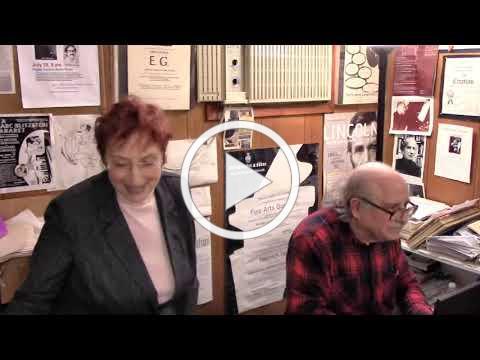 """""""Coming to Life at the York"""" by Leonard Lehrman and Barbara Kahn"""