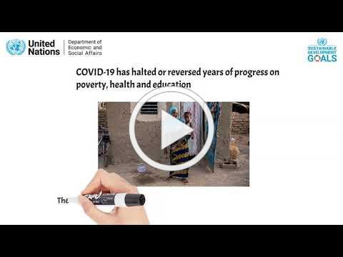 Sustainable Development Goals Report 2021