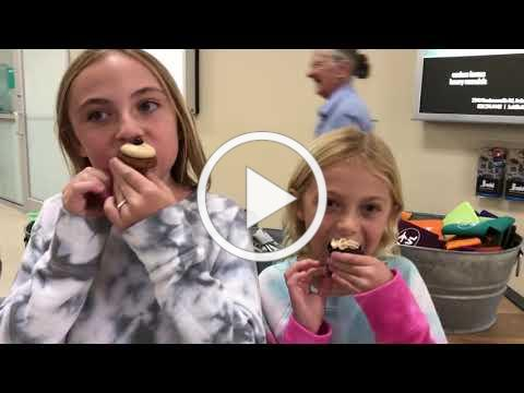 Cupcake Flight Passenger Appreciation Event