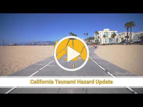 California Geological Survey Tsunami Update