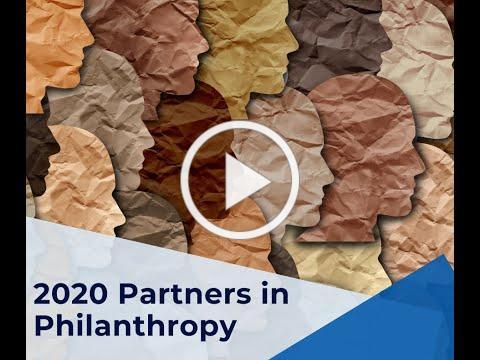 2020 Partners in Philanthropy