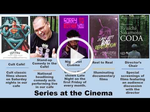Cinema Arts Centre Media in Action Slideshow