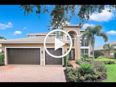 Saturnia Lakes Home for Sale - 1479 Palma Blanca Ct Naples FL 34119