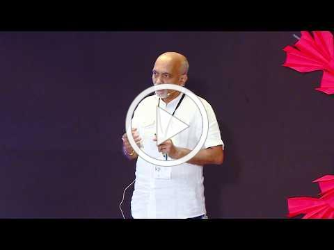 Taming Minds the Zentangle Way | Dilip Patel | TEDxBMSCE