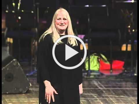 "Marcia McFee teaching ""Flatlining - Worship Vitality Killers"""