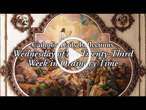 The True Blessings - Wednesday, September 9, 2020