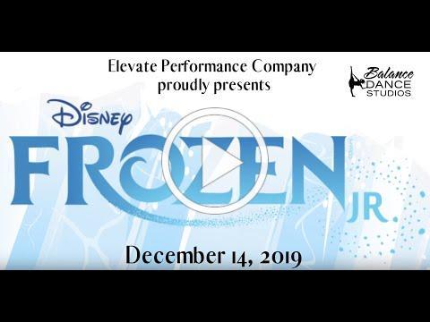 Balance Dance Studios Winter Show Reveal 2019: FROZEN