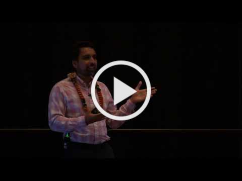 Opening remarks and keynote - Salman Khan, Khan Academy
