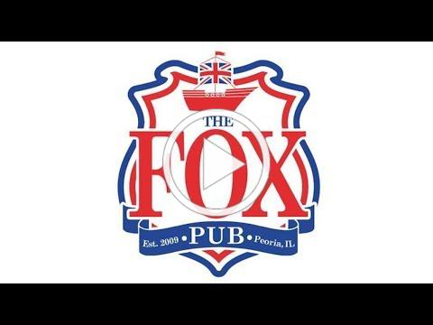 Plate of the Month June 2018 - The Fox Pub and Cafe - Chicken Curry